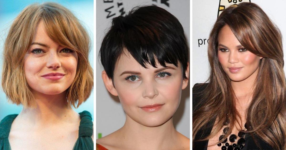 I migliori tagli di capelli per chi ha il viso tondo
