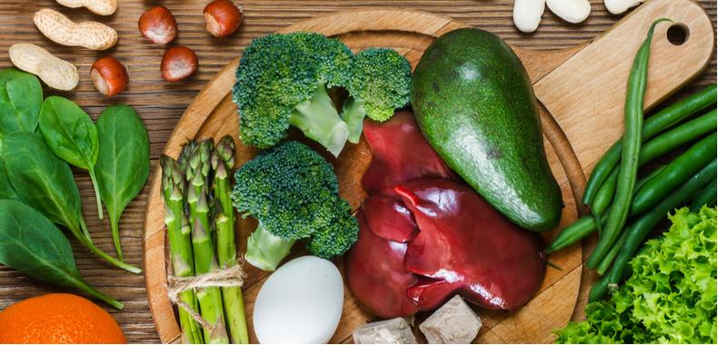 alimenti acido folico