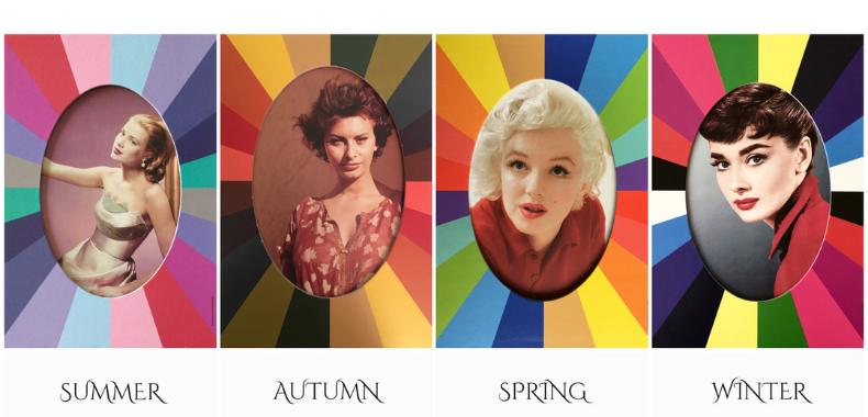 armocromia-stagioni
