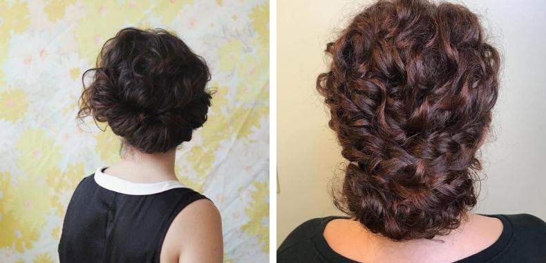 capelli-ricci-chignon