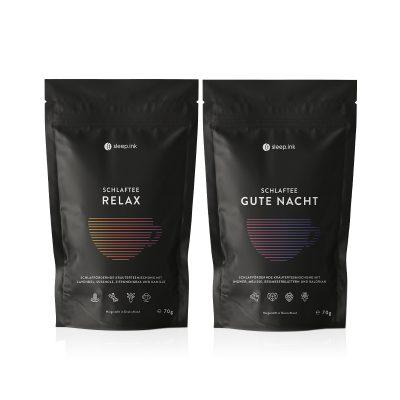 Sleep Tea Pack - RELAX e GUTE NACHT