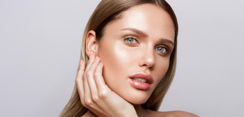 Strobing tecnica make-up