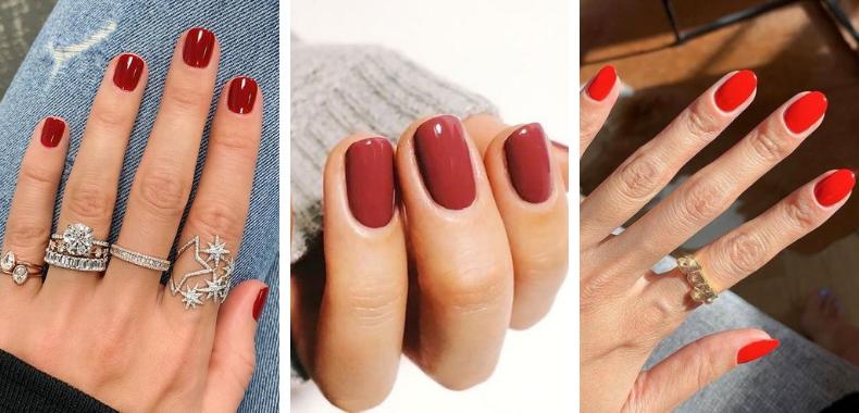 trend-unghie-colore-autunno-2020-rosso