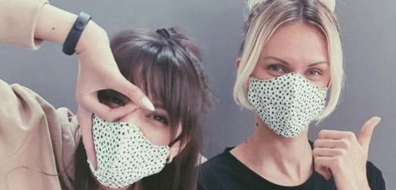 truccarsi con mascherina