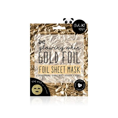 Kit Maschere Viso - Gold Foil
