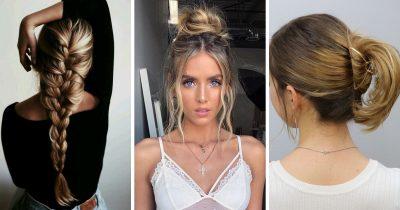 Acconciature capelli da casa per una chioma perfetta anche su Zoom