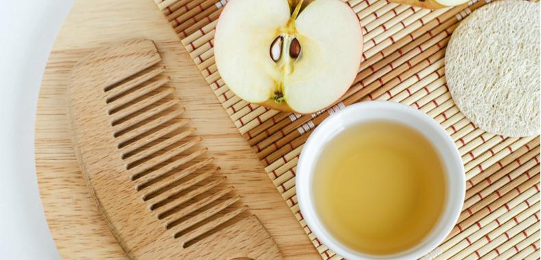 aceto di mele bellezza