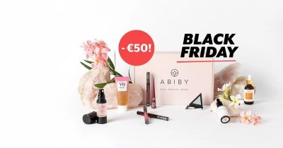 Black Friday Beauty 2020: le migliori offerte Black Friday su Abiby
