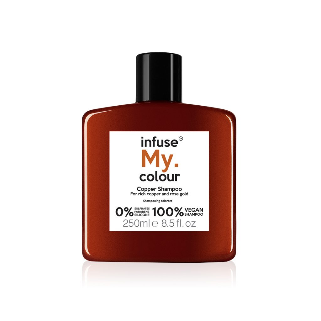 Shampoo Riflessante – Copper