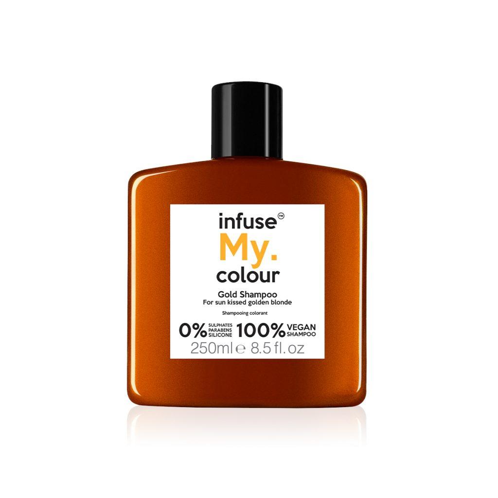Shampoo Riflessante – Gold
