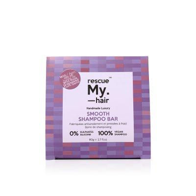 Shampoo Solido - Nutriente e Lisciante