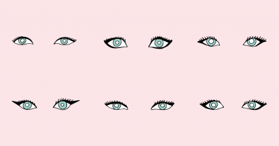 Come mettere l'eyeliner in base alla forma degli occhi: una guida