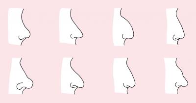 Forma del naso e personalità: qual è la tua?