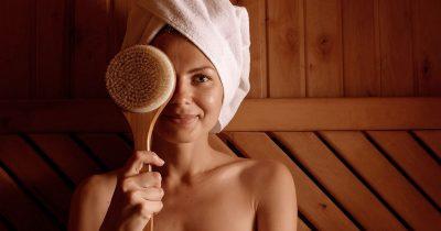 Dry brushing: la spazzolatura corpo che fa miracoli